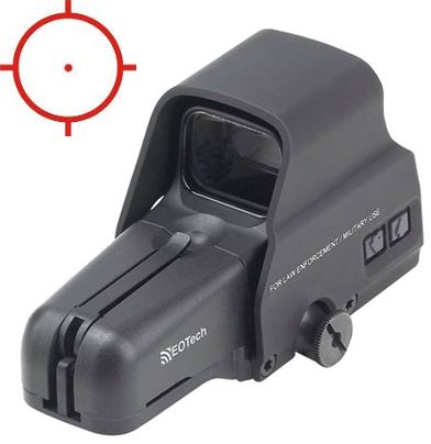 Eotech 516.A65/1 Law Enforcement Holographic Weapon Sight