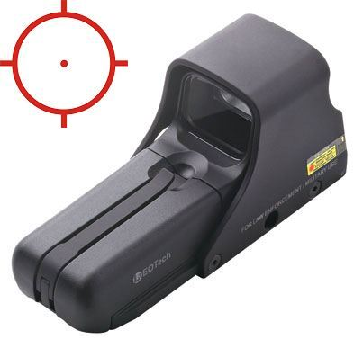 Eotech 552.A65/1 close quarter battle sight