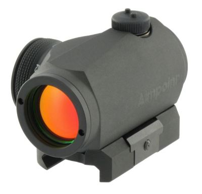 Aimpoint T-1 Micro with Weaver/Picatinny mount