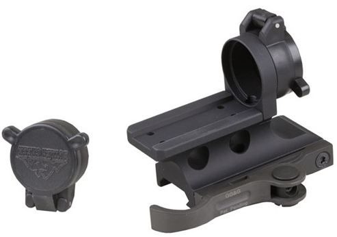 Accucam raised mount for Aimpoint Micro T-1