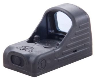 The Insight MRDS miniature red dot sight in black