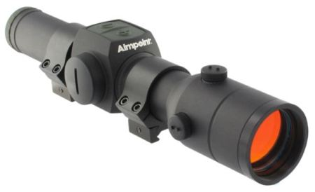 Aimpoint H30L Hunter with Weaver-style mounts