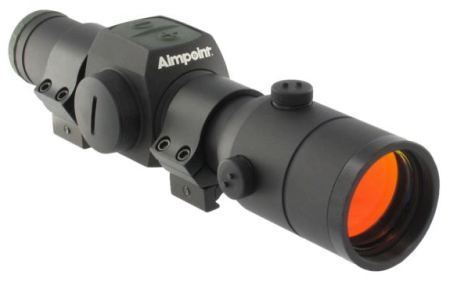 Aimpoint Hunter H30S with Weaver0style mounts (supplied)
