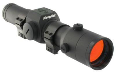 Aimpoint Hunter H34L with Weaver-style mounts (supplied)