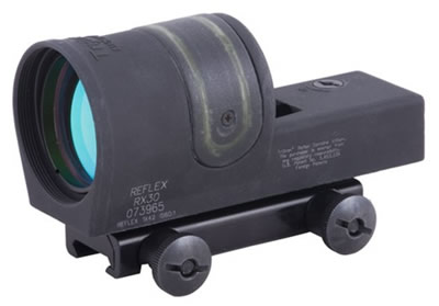 Trijicon RX30 with RX14 flattop mount