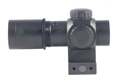 Leupold Prismatic Rifle Scope right hand side