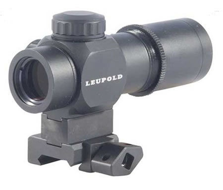 Leupold Prismatic Rifle Scope with Picatinny mount and spacer