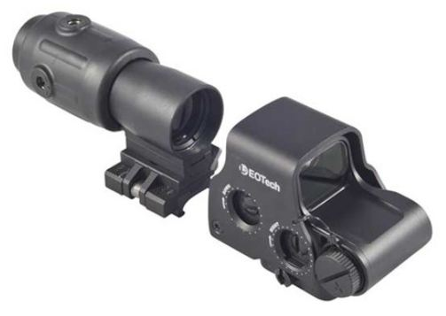 EXPS3-4 with 3X magnifier