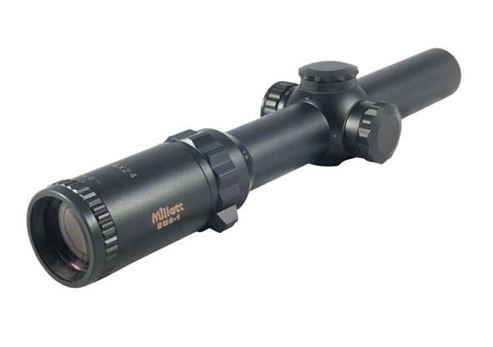 Millett DMS1 1-4x24 Riflescope
