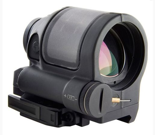 Trijicon Sealed Reflex Sight 892-000-098WB SRS W/ QUICK RELEASE MOUNT